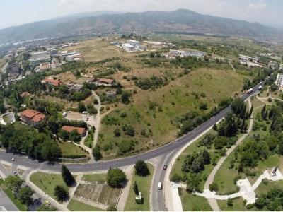 Проект БПД Логистичен парк Сандански